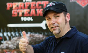 SteakChamp und BBQ World Champion Christoph Goli Gollenz